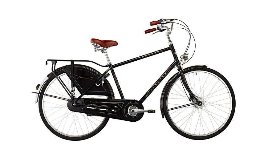 Electra Amsterdam Royal 8i - Bicicletas holandesas Hombre - negro